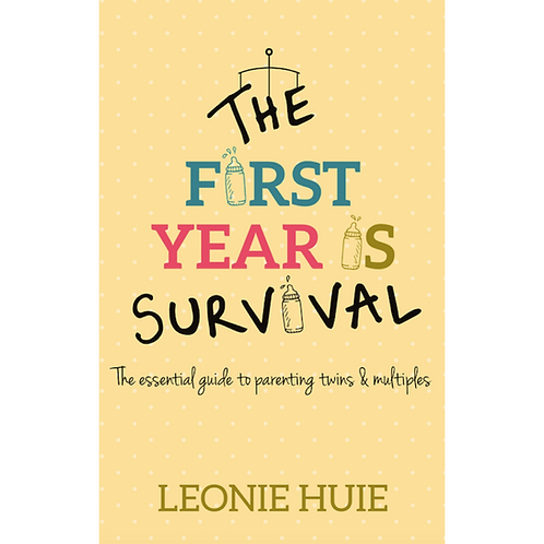 The First Year Is Surivial by Leonie Huie - ebook
