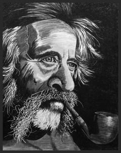 portrait of John Fahnestock