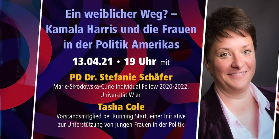 A Female Way? Kamala Harris and Women in U.S. Politics