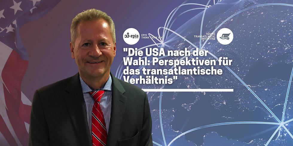 IjT: Die USA nach der Wahl: Perspektiven für das transatlantische Verhältnis