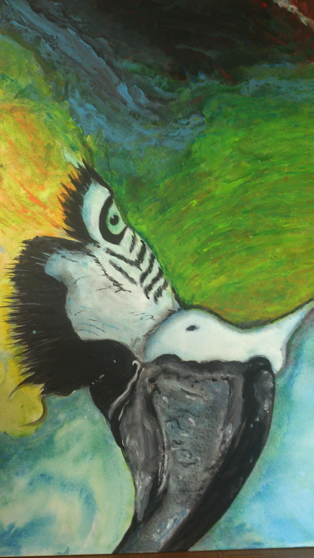 aguarelschilderij