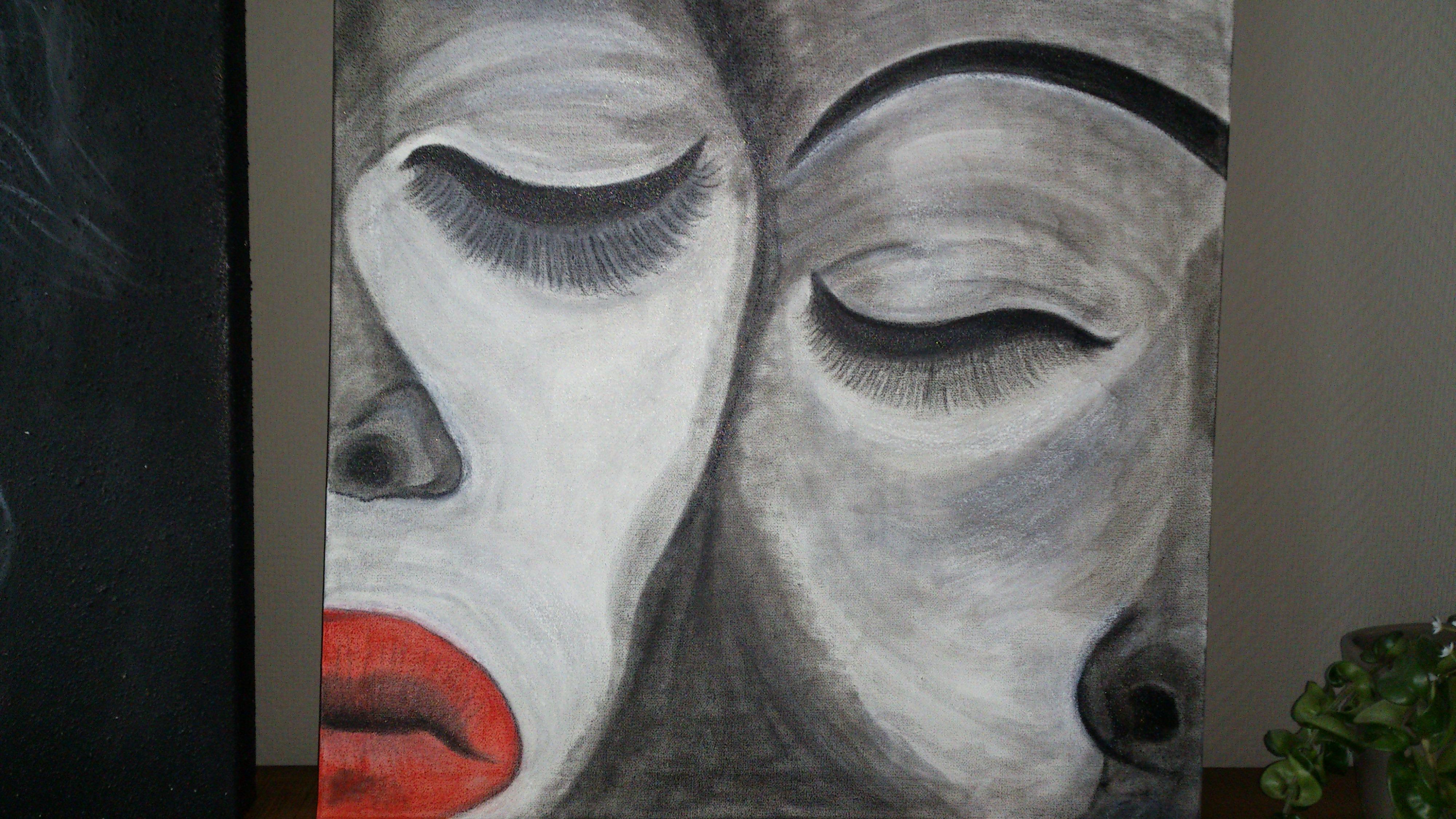 2 gezichten