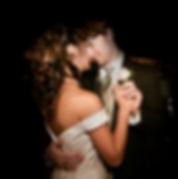 Couple Dancing a Wedding