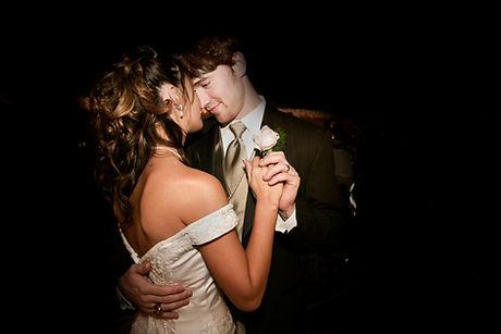 Married Dancing Couple