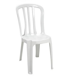 Cadeira Modelo Bistrô