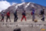 Kilimanjaro with ANDA African Adventures