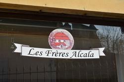 Frères Alcala, Vaumarcus
