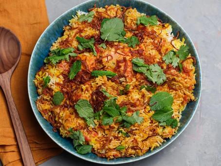 Chicken Biriyani Recipe