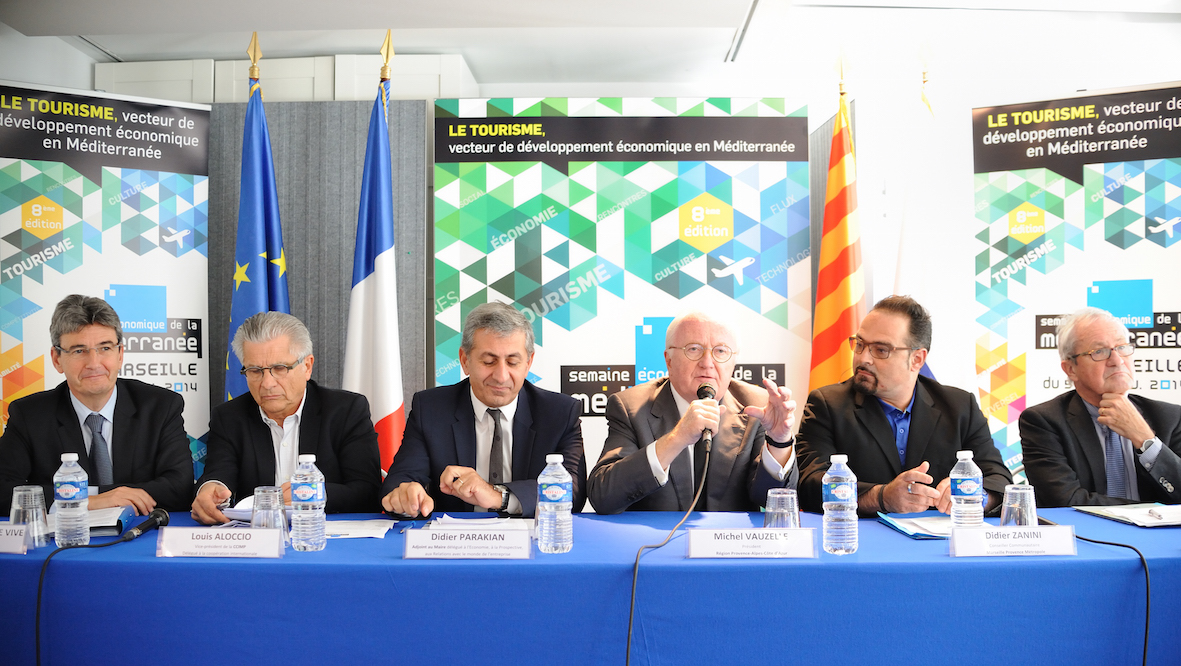 Semaine Economique Méditerranée 2014