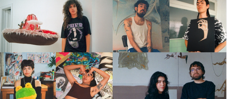 6 Mexican artists on how everything has changed for them this year. ID-UK