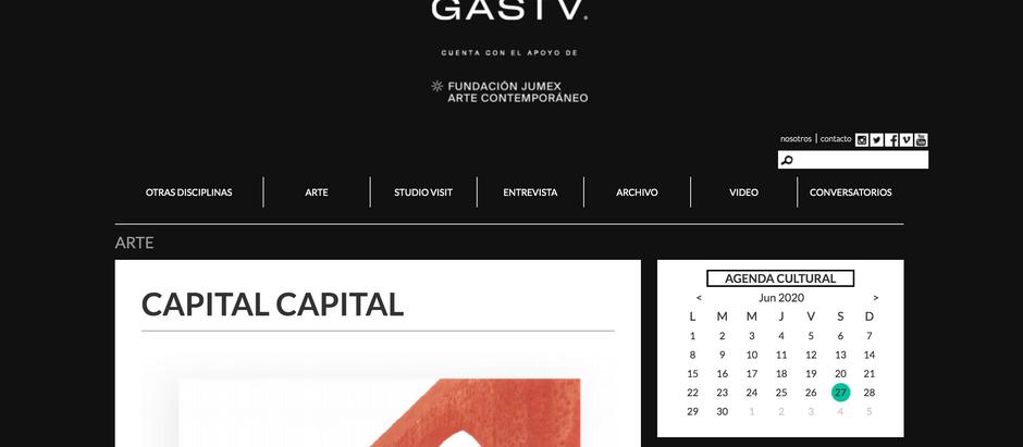 Capital capital en gas tv