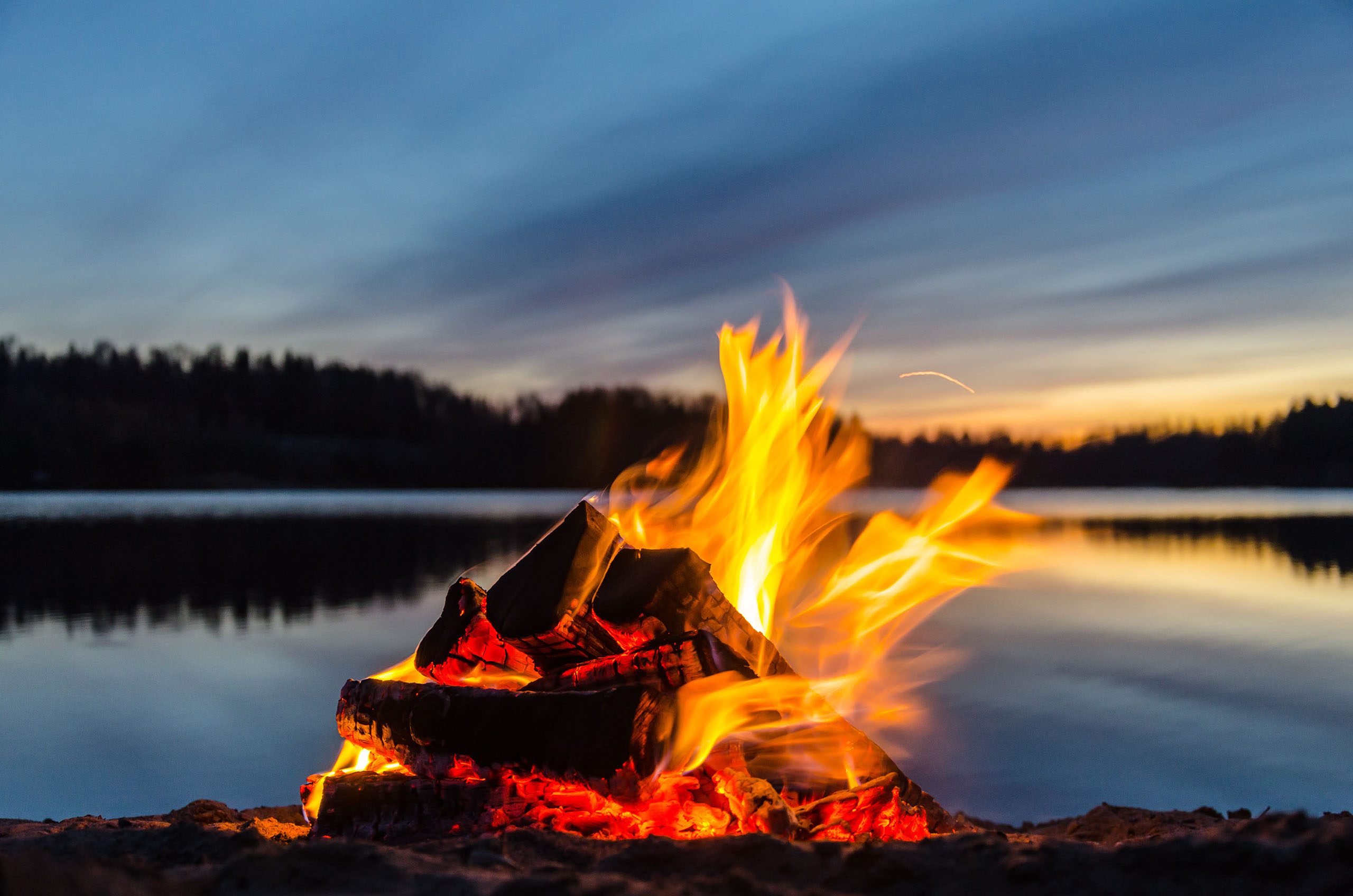 Dalarna Outdoor - fire