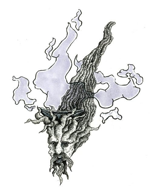 Tree Spirit Pipe