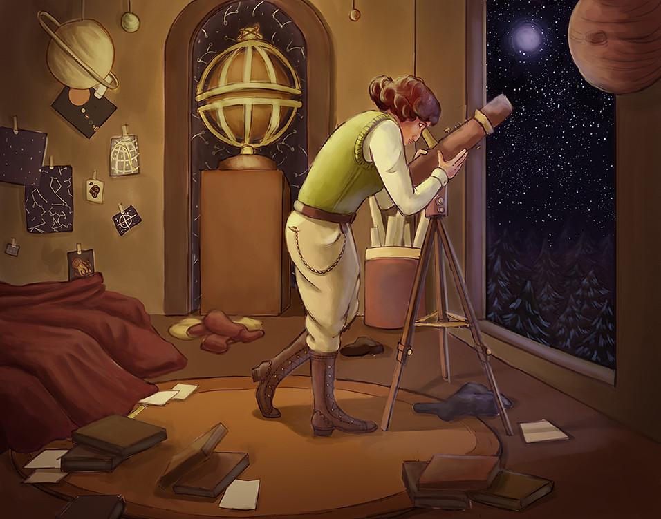Astronemer