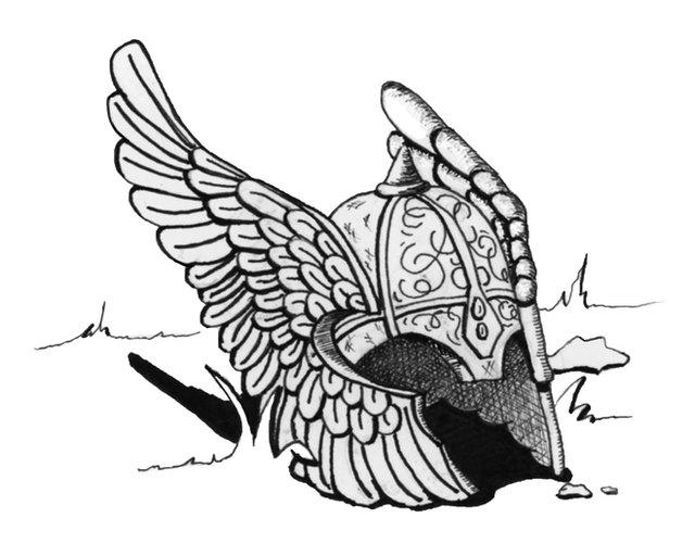 Helmet of Determination