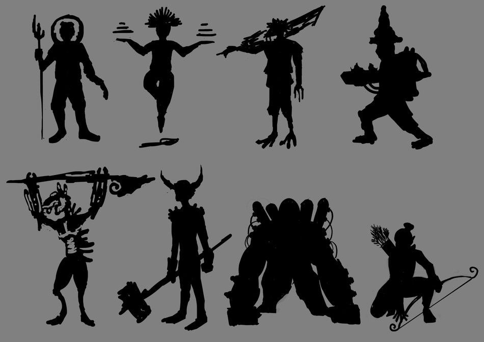 Character exploration 2