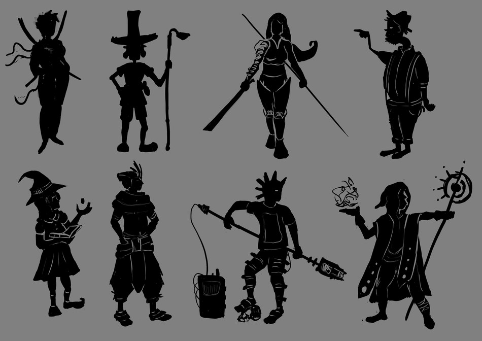 Character Exploration 1