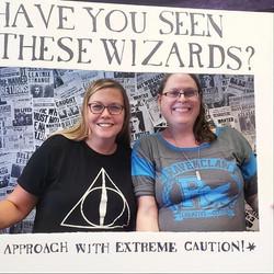 Celebrating Harry Potter's Birthday!