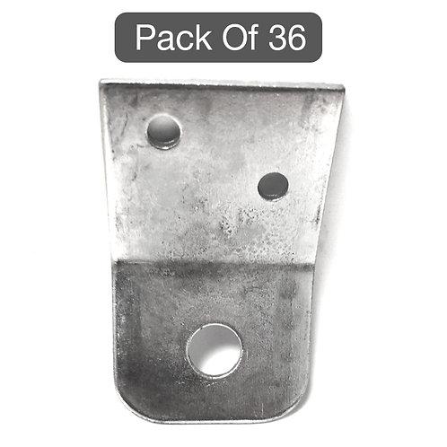 Hanson Garage Lining Clips - 36 Pack