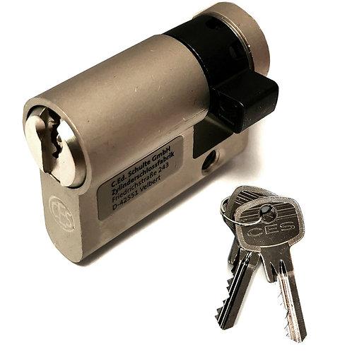 Barrel and 2 Keys For Up & Over Main Door