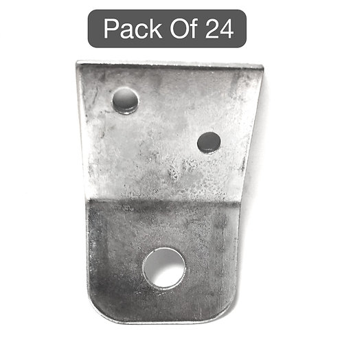 Hanson Garage Lining Clips - 24 Pack