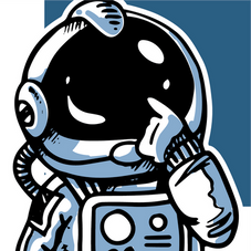 Astronaut Mascots