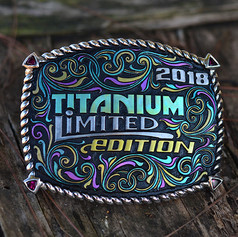 Titanium Buckle