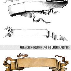 Medieval Ribbons