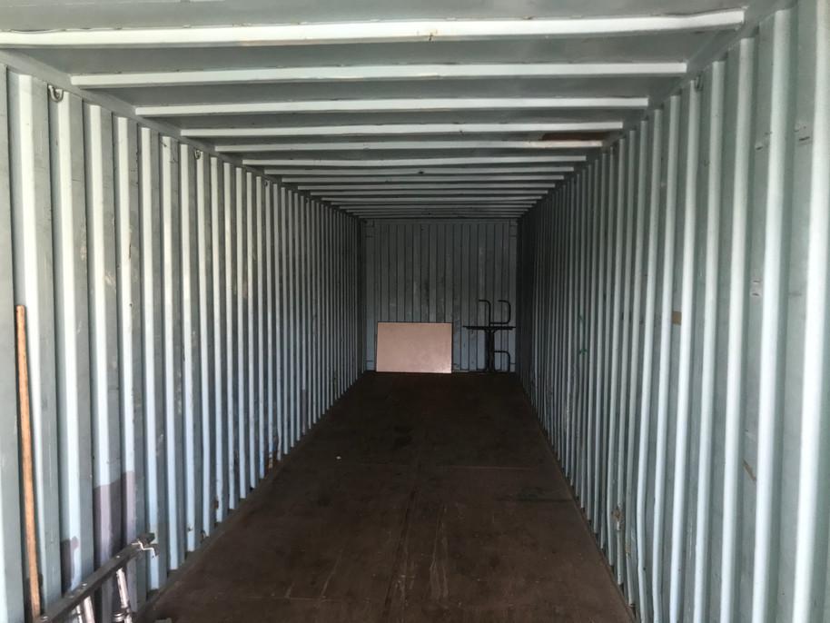 Sitôt vidé...notre container se rempli !!!
