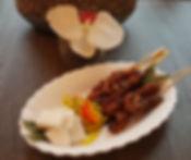 Sajaki bestellen voor thuis Indonesische