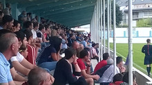 PARTIDO LUGO-SOMOZAS Estadio de Cantarrana 15/07/2015 a las 19:30h