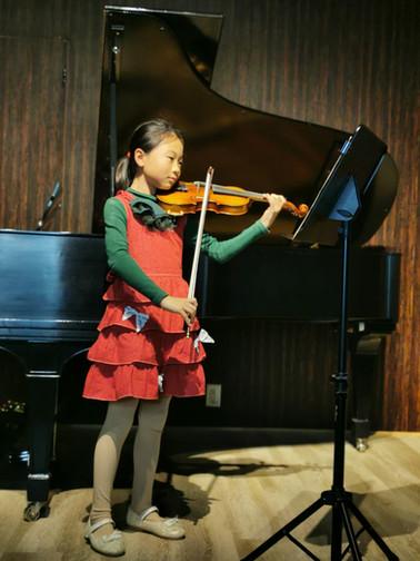 Student Recital Violin