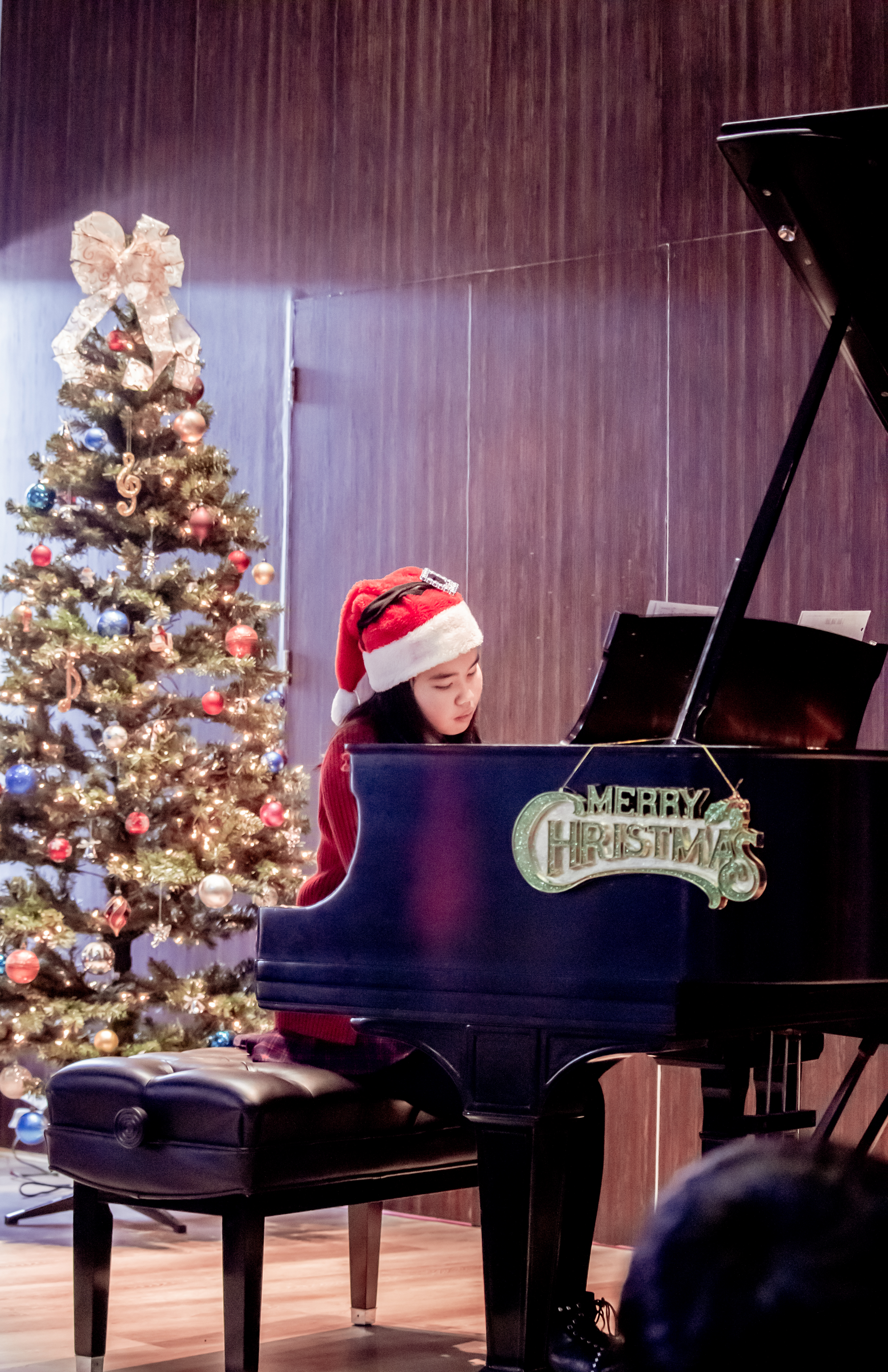 Student Christmas Concert
