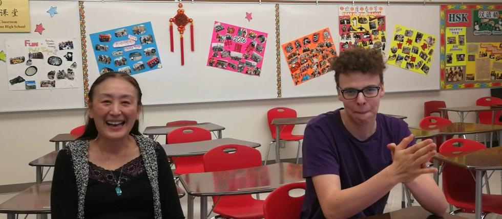 学生口语对话