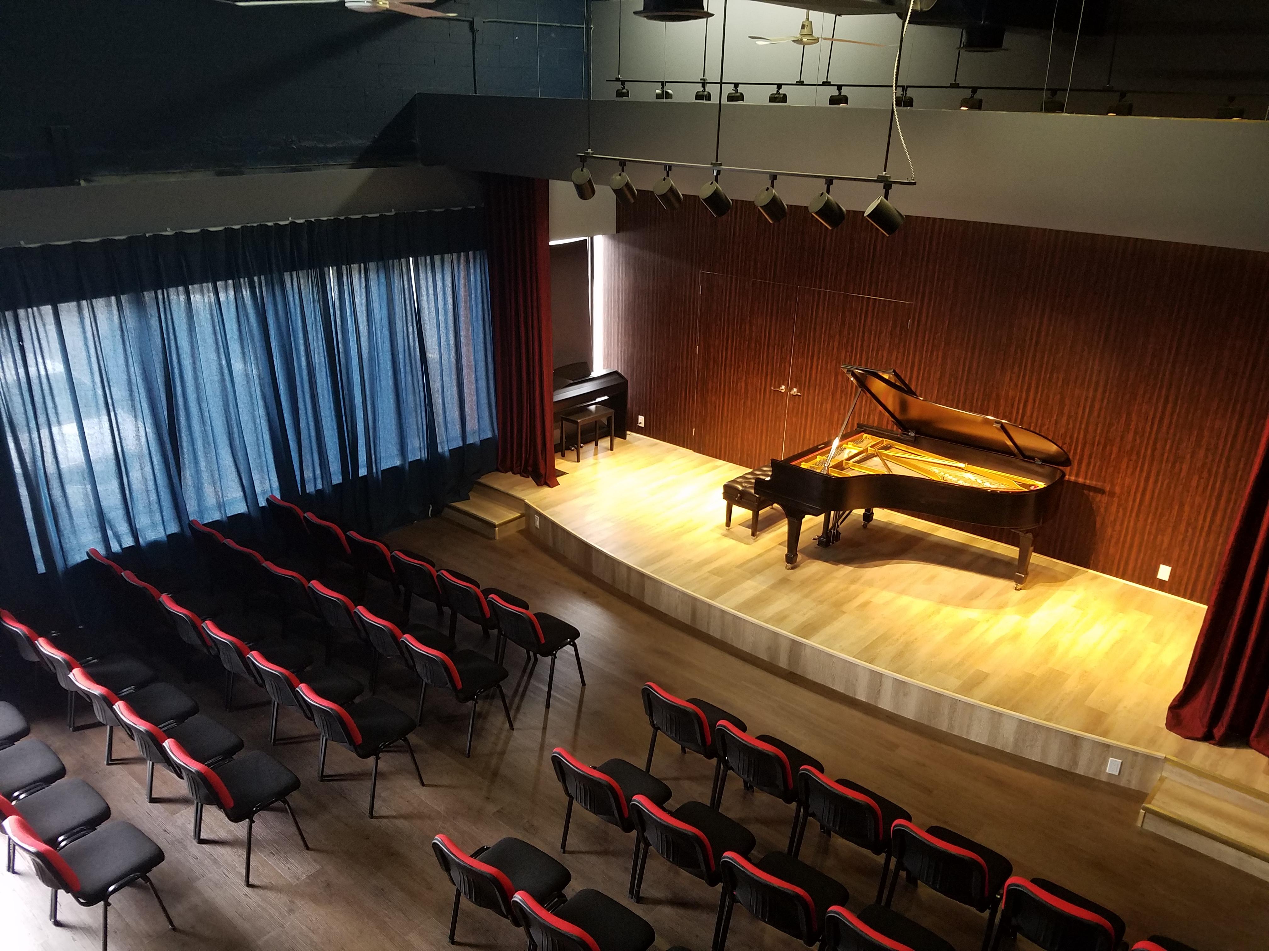 ISA Recital Hall