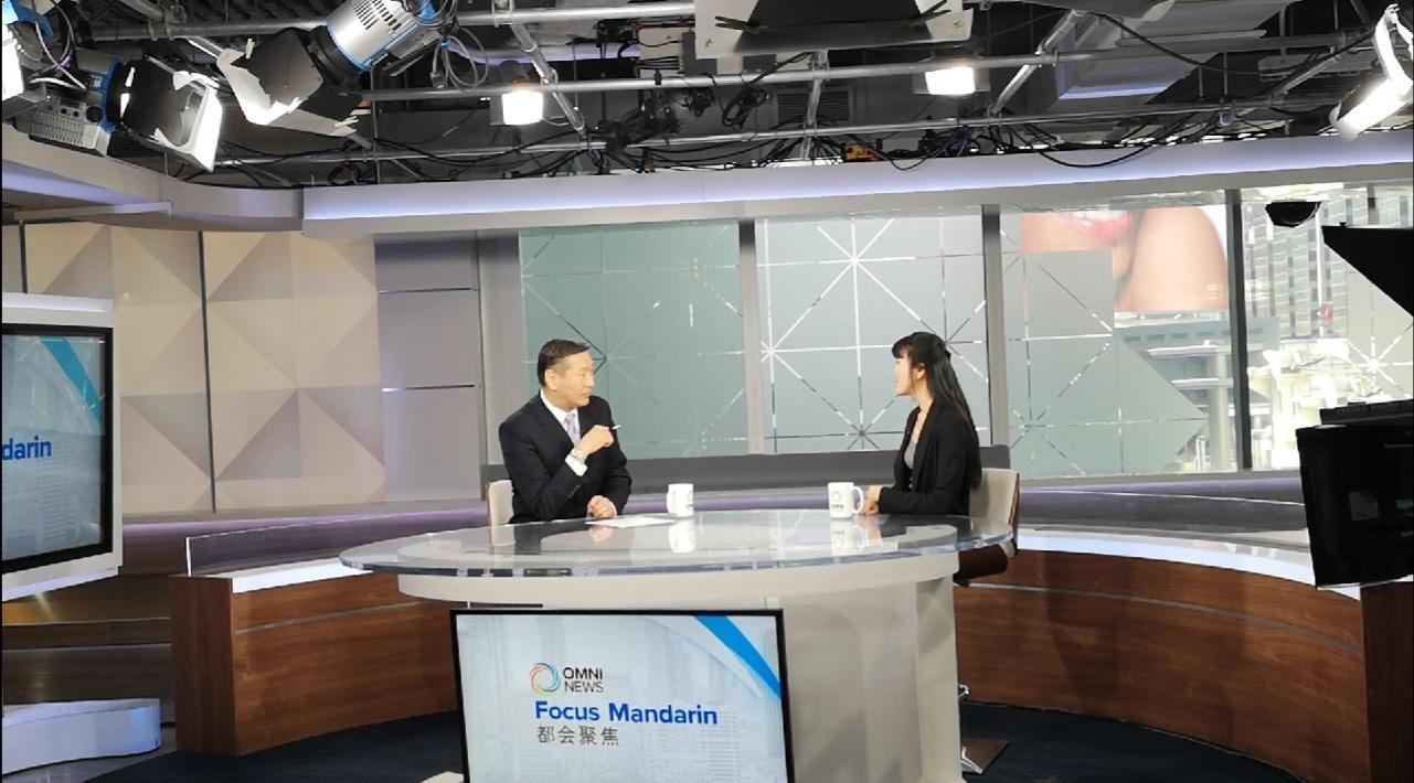OMNI TV interview