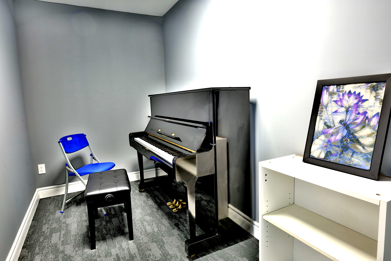 Illumine Star Academy practice room