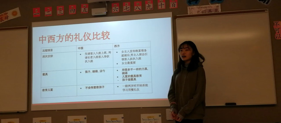 Advanced Chinese