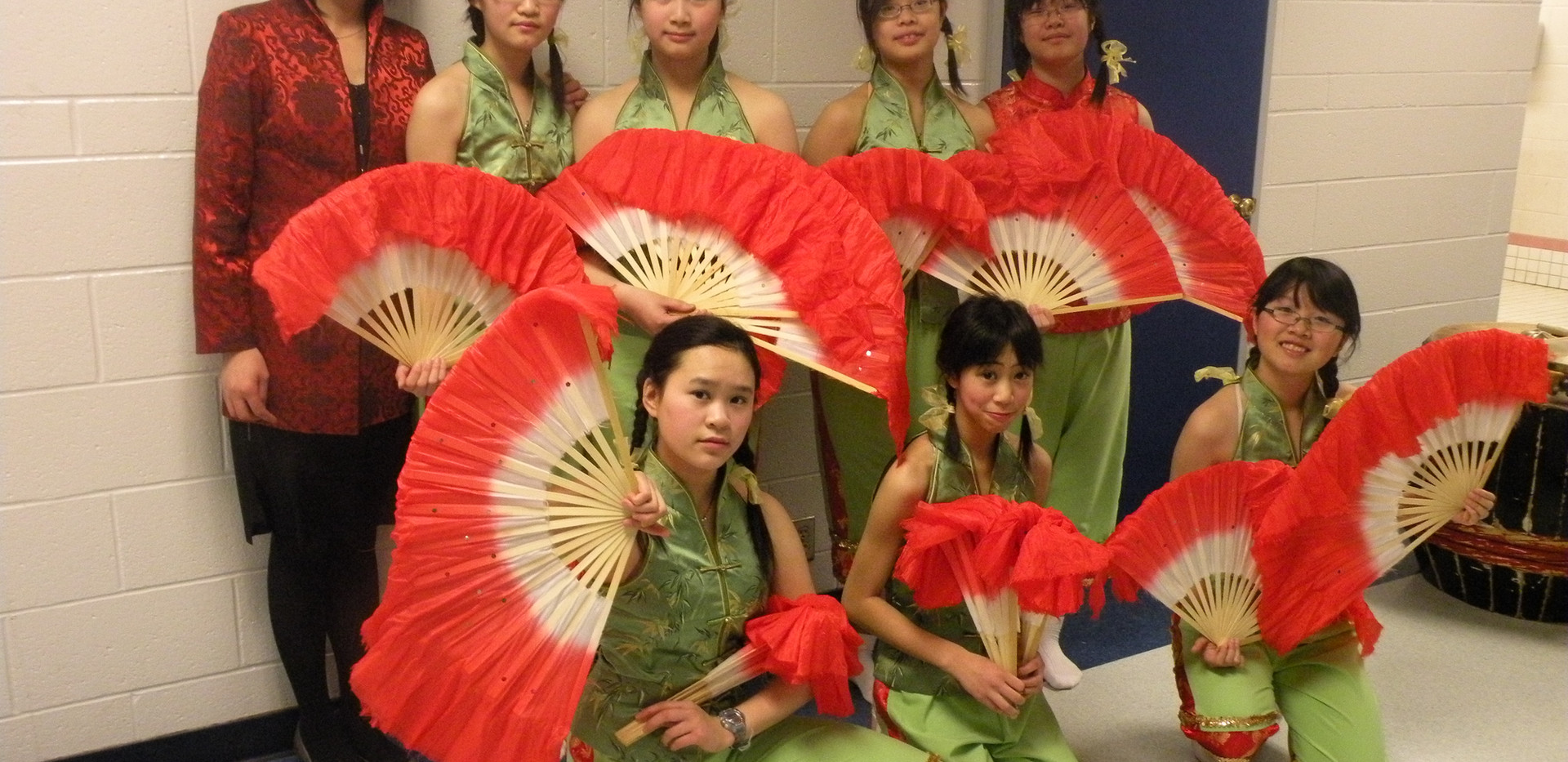 chinese dance club