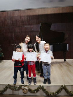 Little Mozart Group Piano