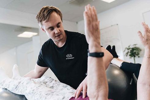 Fysioterapeut i Rødovre