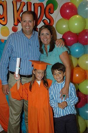 Testimoniales de padres Big Kids