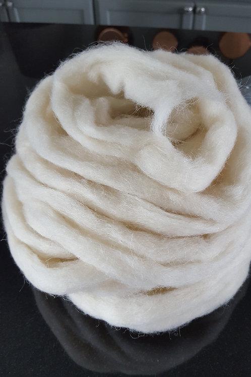 Roving Creamy White Icelandic