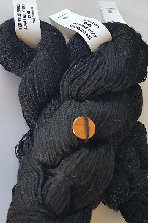 """Alpaca Yarn 3 ply """"Siren"""""""