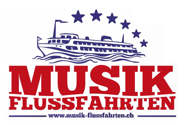 Logo Musik Flussfahrten