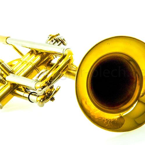 [174] Trompete in Bb von Kühnel & Hoyer Super Juwel #70150