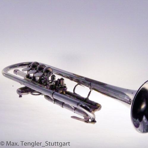 [199] deutsche Trompete in C von Monke / Köln