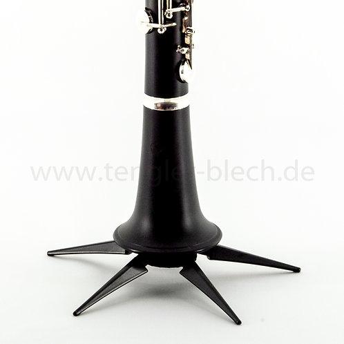 """Klarinettenständer K&M 15228 """"in-Bell"""" ultrakompakt"""