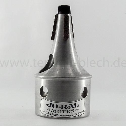 Gebraucht Bucket Mute für Trompete Jo-Ral USA, Aluminium