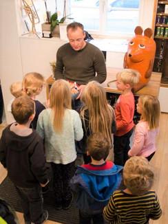 Kindergeburtstag, Betriebsführung, Kurse und Workshops